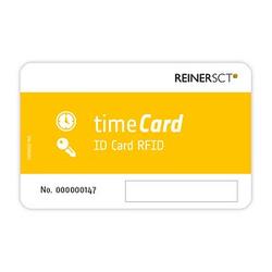25 REINERSCT Stempelkarten
