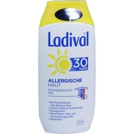 STADA Ladival Allergische Haut Gel LSF 30 200 ml