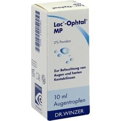 LAC OPHTAL MP Augentropfen 10 ml