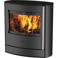 Fireplace Adamis Stahl