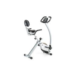 Capital Sports Fahrradtrainer Trajector X-Bike Fahrrad-Heimtrainer 1,4 Kg Schwungmasse silber silberfarben