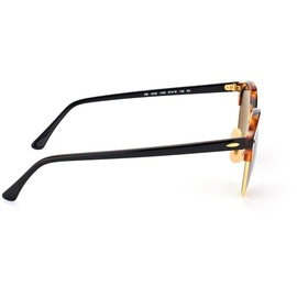 Ray Ban Clubround RB4246 1160 51-19 tortoise/black/brown classic