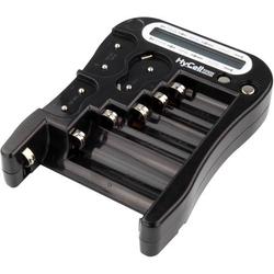 HyCell Batterietester Batterietester LCD Messbereich (Batterietester) 1,5 V, 3 V, 6 V, 9V Batterie 1