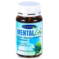 Ayursana MENTAL Life Kapseln für geistige Leistungsfähigkeit