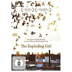 The Exploding Girl - DVD  Filme
