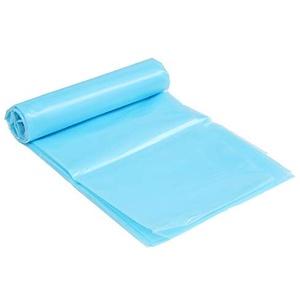 dDanke 20S 0,2 mm Blaue Teichfolie für Garten Landschaftsbau Pools Brunnen PVC Membran verstärkt Durchstichfestigkeit (4,5 x 3 m)