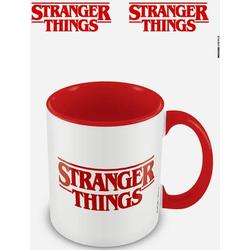 Diverser Tasse Tasse koloriert Stranger Things Logo