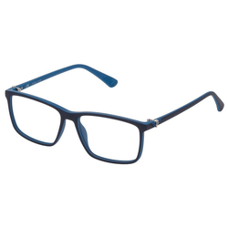 Police Brille VK070 blau