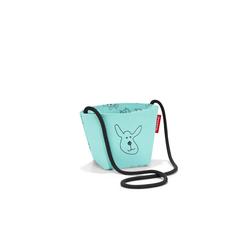 REISENTHEL® Umhängetasche Kinder-Umhängetasche minibag kids, Umhängetasche blau