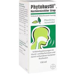 Phytohustil Hustenreizstiller Sirup