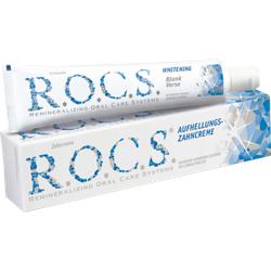 ROCS Erwachsene Zahnweiße Zahnpasta 74 g
