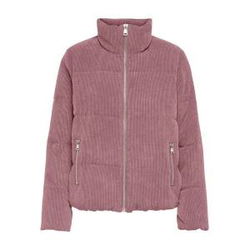 ONLY Stepp Cord Jacke Damen Pink Female L