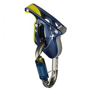 Salewa Sicherungsgerät Ergo Belay System Sicherungsgeräte - Halbautomaten, Farbe Sicherungsgeräte - Blau, Seilstränge - 1 Seilstrang,