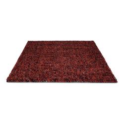 Schurwollteppich Dots (Rot; 200 x 300 cm)