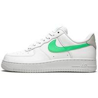 Nike Women's Air Force 1 '07 white/light bone/white/green glow 38,5