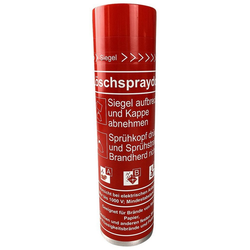 ANAF Feuerlöscher Löschspray, 600 ml rot