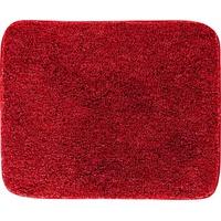 Grund Melange Webstoff Rubin 50x60 cm