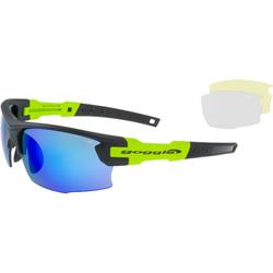 Goggle Fahrradbrille goggle Sonnenbrille Steno, PC Linsen zum tauschen