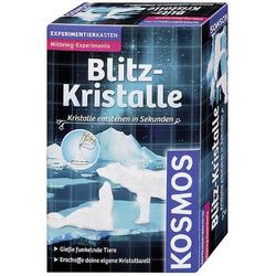 Blitz-Kristalle Mitbringexperiment