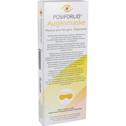 POSIFORLID 2 ST Augenmaske