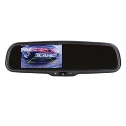 4.3 Zoll Spiegelmonitor inkl. Full HD Dashcam + DVR Funktion