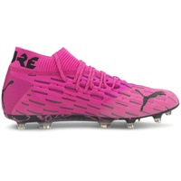 Jr. FG/AG luminous pink/puma black 36