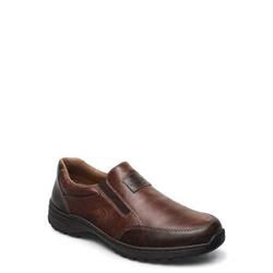 Rieker 03354-26 Loafers Flache Schuhe Braun RIEKER Braun 43,42,44,40,41