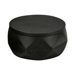 """Kleine Wolke Aufbewahrungsbox Aufbewahrungsdose """"Crackle Jar"""" schwarz"""
