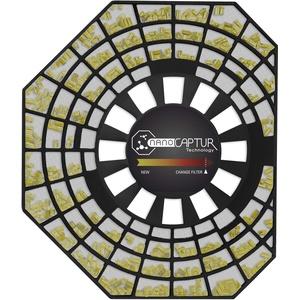 Rowenta Ersatzfilter Nano Captur Filter + Schwarz
