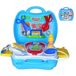Spielzeugkoffer Doktor - Arztkoffer für Kinder Arztset Doktorset Kinderspielzeug