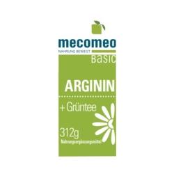 ARGININ 3.000 mg+Grüntee 120 mg Pulver