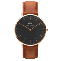 Daniel Wellington Classic Black Durham Men