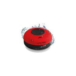 sbs Lautsprecher Mono Wireless Music Hero mit Lautsprecher rot