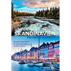 Unterwegs in Skandinavien - Buch