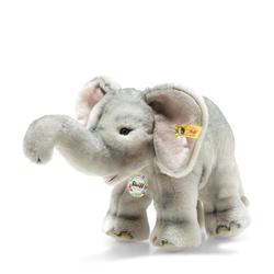 Steiff Kuscheltier Elefant Elfie 28 cm grau stehend 064975 (Plüschelefant Stoffelefant, Plüschtiere Elefanten Stofftiere)