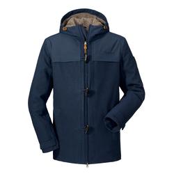 Schöffel Duffle Coat Marlin - navy blazer, 52 - Navy Blazer