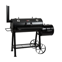 Mayer Barbecue Holzkohlegrill MS-500 Master