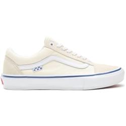 Vans - Mens Skate Old Skool Off White - Sneakers - Größe: 11,5 US