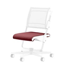 moll Sitzkissen für Scooter rot