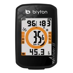 Bryton Rider 15 E - Radcomputer Black