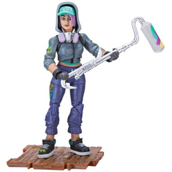 Jazwares FORTNITE - Solo Mode Figur Teknique