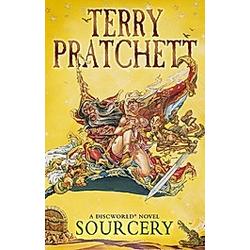 Sourcery. Terry Pratchett  - Buch