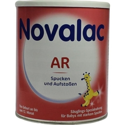 NOVALAC AR Nahr.b.stärk.Spucken Aufst.0-12 M. 800 g
