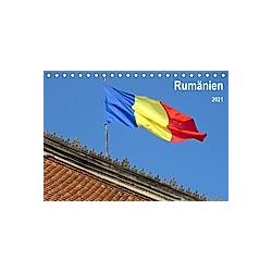 Rumänien (Tischkalender 2021 DIN A5 quer)