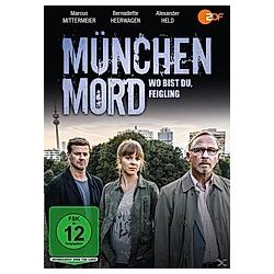 München Mord: Wo bist Du  Feigling - DVD  Filme