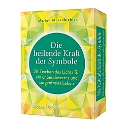 Die heilende Kraft der Symbole  Kartenset. Marion Musenbichler  - Buch