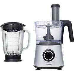 Tristar MX-4823 Küchenmaschine 600W Silber, Schwarz