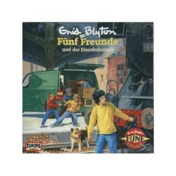 Fünf Freunde 51: ...und der Eisenbahnraub - (CD)