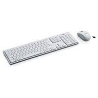 Fujitsu LX390 Wireless Tastatur DE Set weiß (S26381-K590-L120)