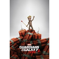 Guardians of the Galaxy - Groot Dynamite -